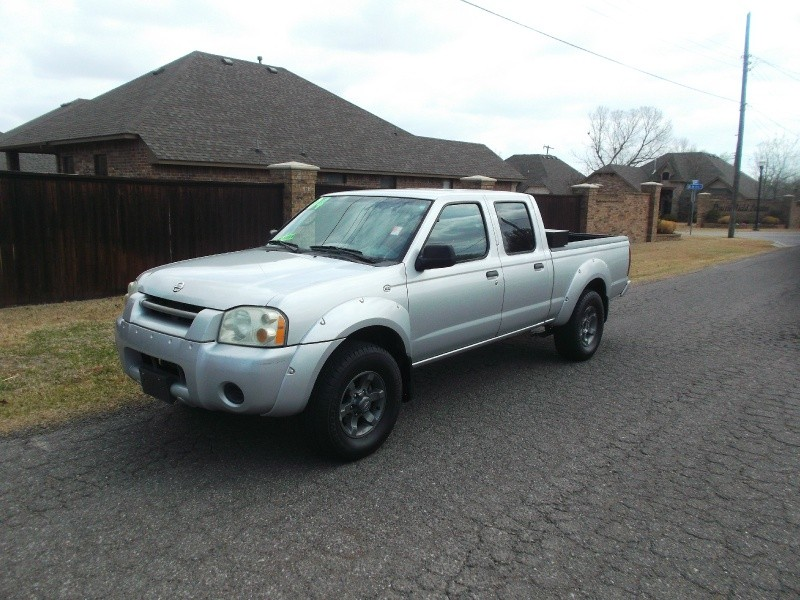 2004 nissan frontier xe crew cab inventory buzzzmotors auto dealership in moore oklahoma. Black Bedroom Furniture Sets. Home Design Ideas