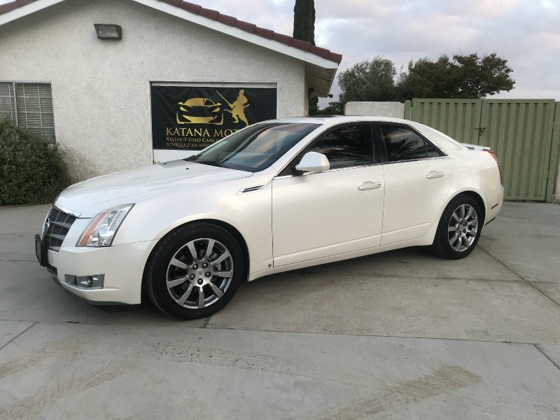 Cadillac CTS 2008 price $8,995
