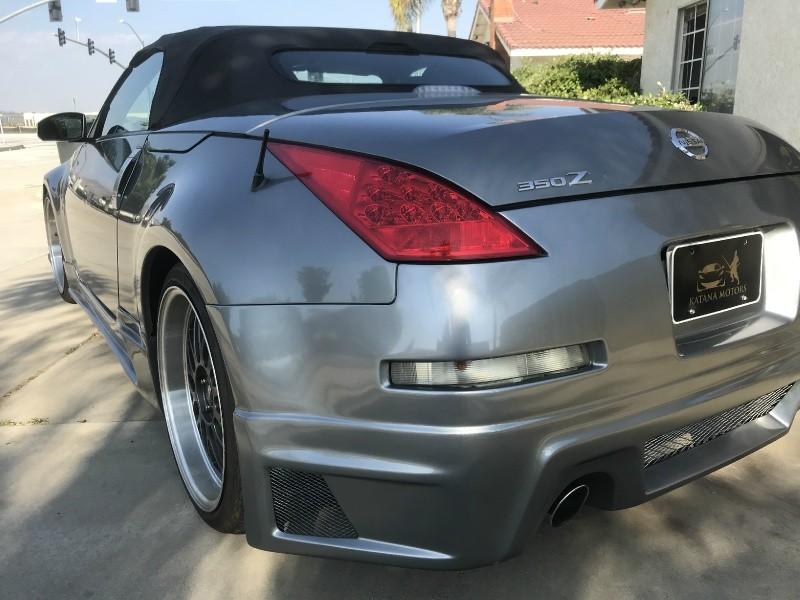 Nissan 350Z 2006 price $9,995