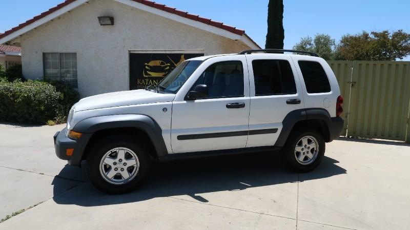 Jeep Liberty 2006 price $5,495