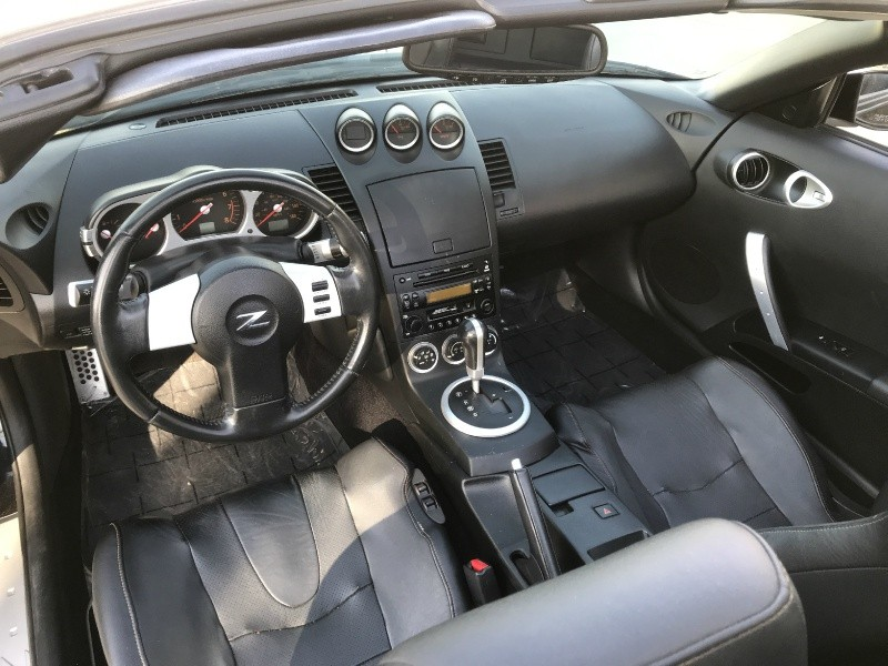 Nissan 350Z 2005 price $8,995