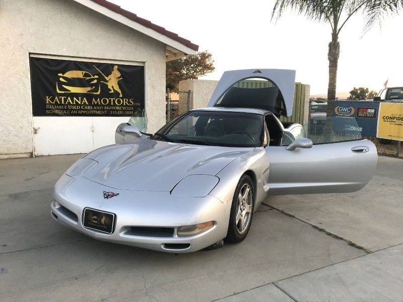 Chevrolet Corvette 1999 price $12,995