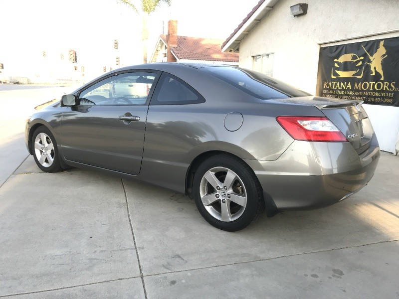 Honda Civic Cpe 2008 price $6,000