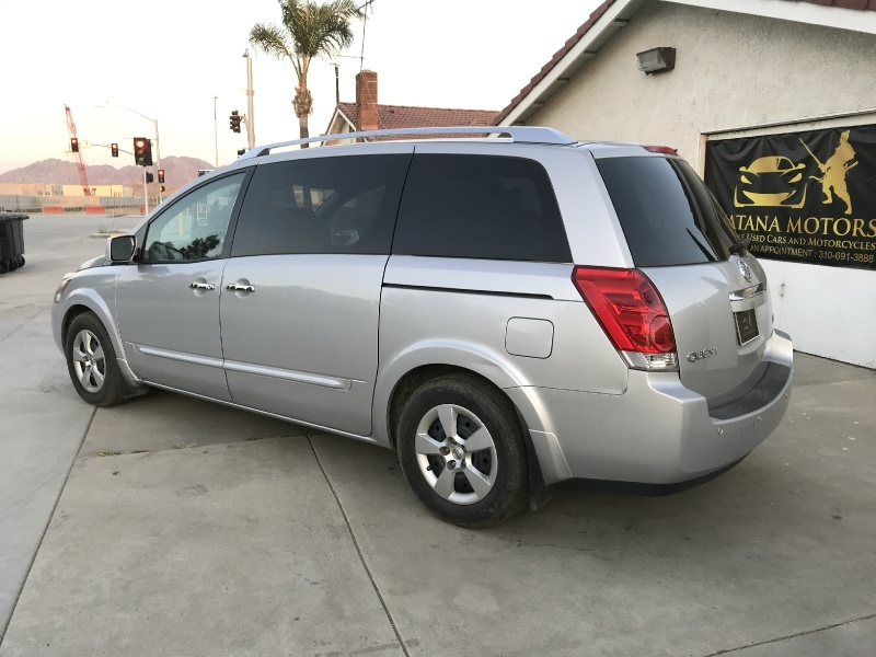 Nissan Quest 2007 price $4,495