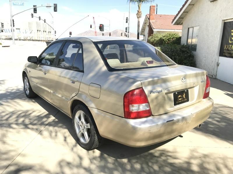 Mazda Protege 2003 price $2,995