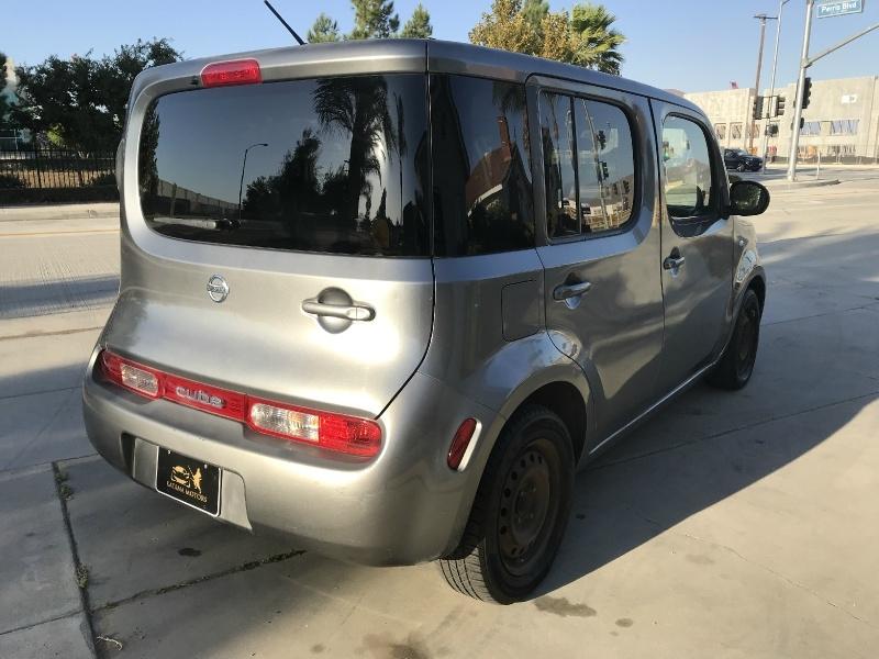 Nissan cube 2009 price $4,995