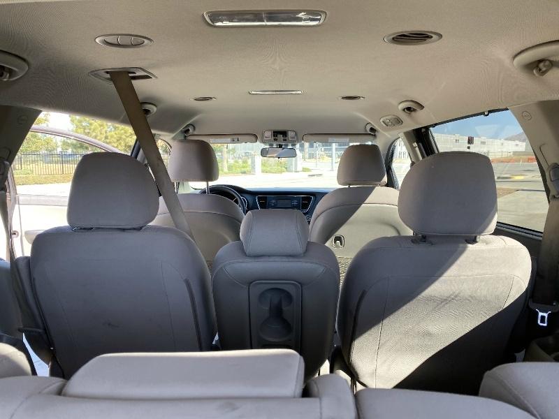 Kia Sedona 2016 price $13,495