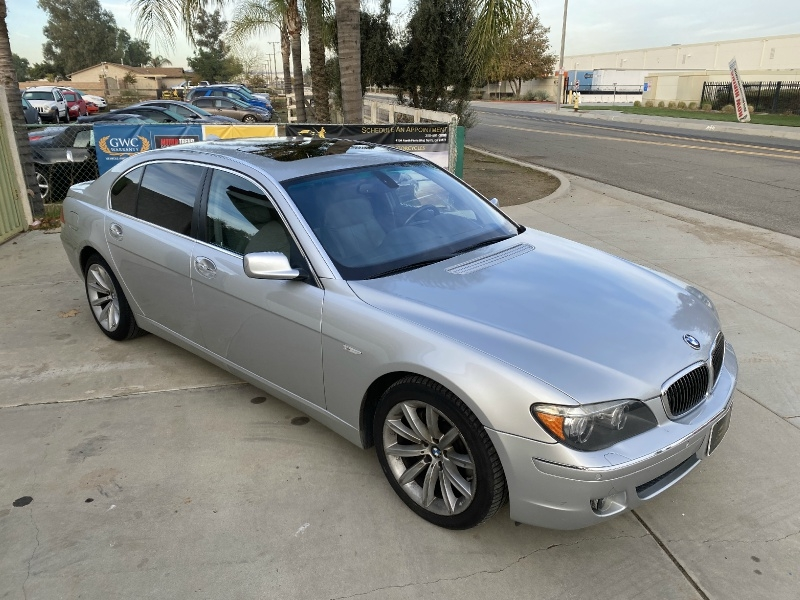 BMW 7-Series 2007 price $6,000