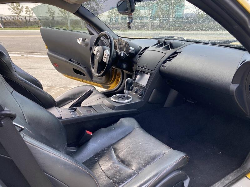 Nissan 350Z 2005 price $9,000