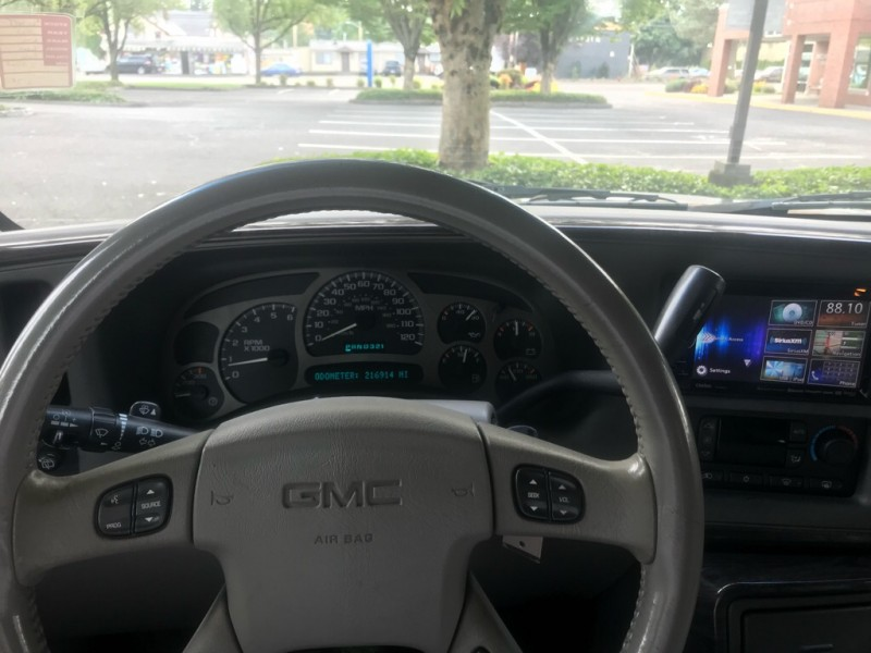GMC YUKON XL 2003 price Call for Pricing.