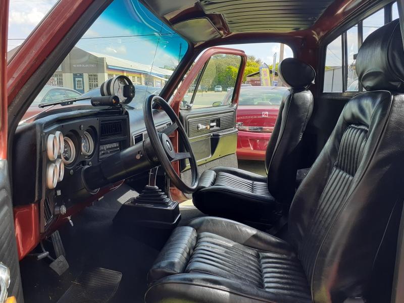 GMC Sierra 1978 price $15,000