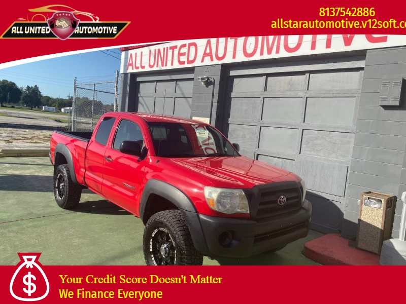 Toyota Tacoma 2006 price call for pricing