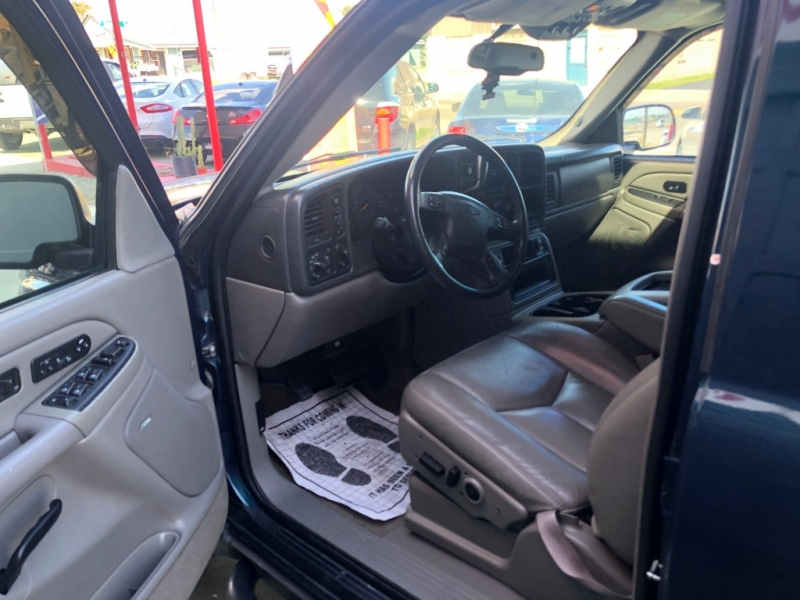 Chevrolet Tahoe 2005 price Call for pricing