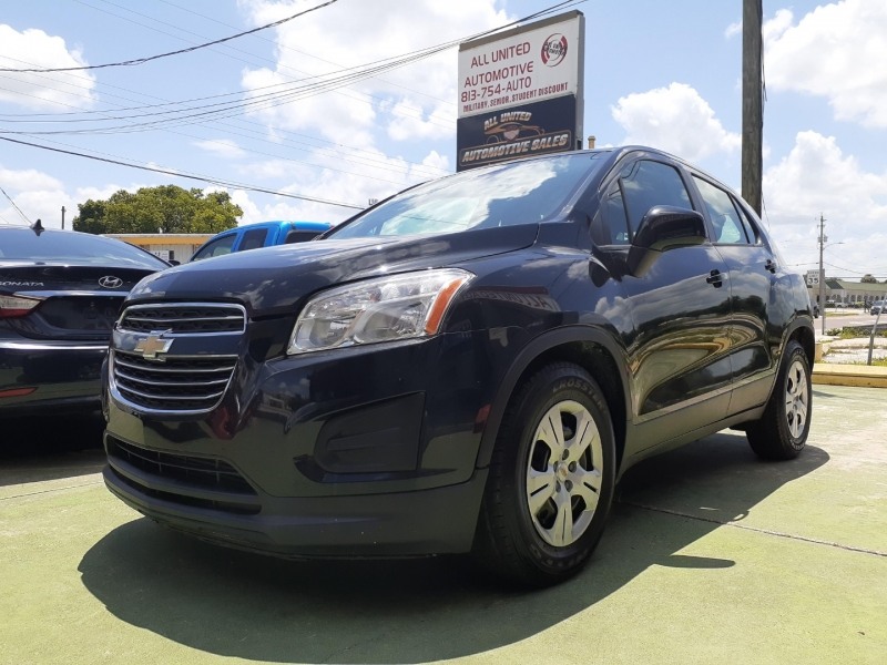 Chevrolet Trax 2015 price $1,999 Down