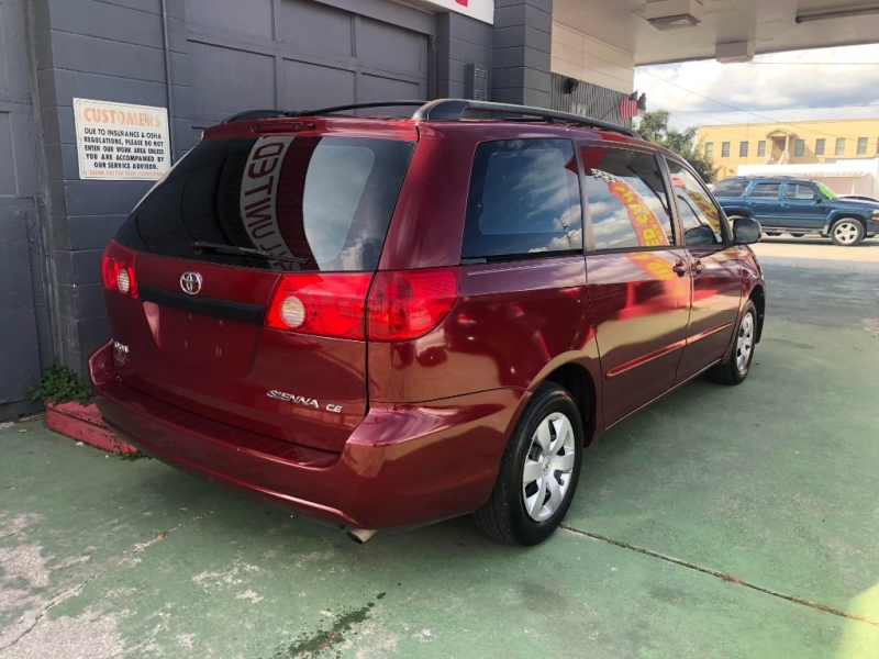Toyota Sienna 2006 price Call for pricing