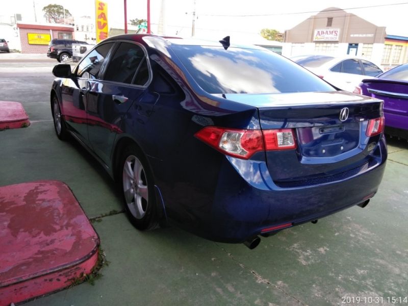Acura TSX 2009 price Call for pricing