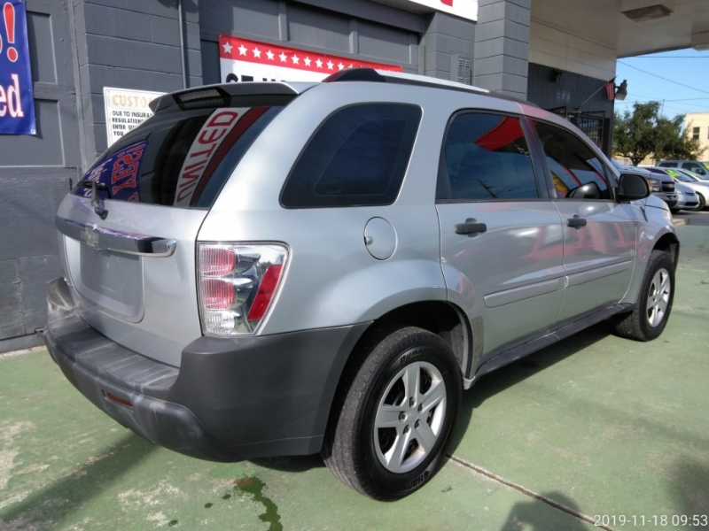 Chevrolet Equinox 2005 price Call for Pricing
