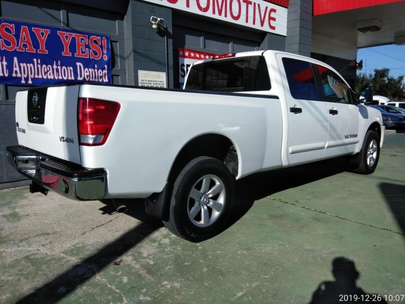 Nissan Titan 2011 price $10,900