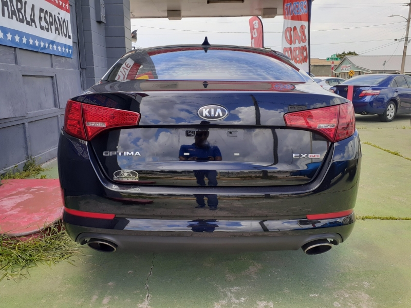 Kia Optima 2013 price $1,800 Down