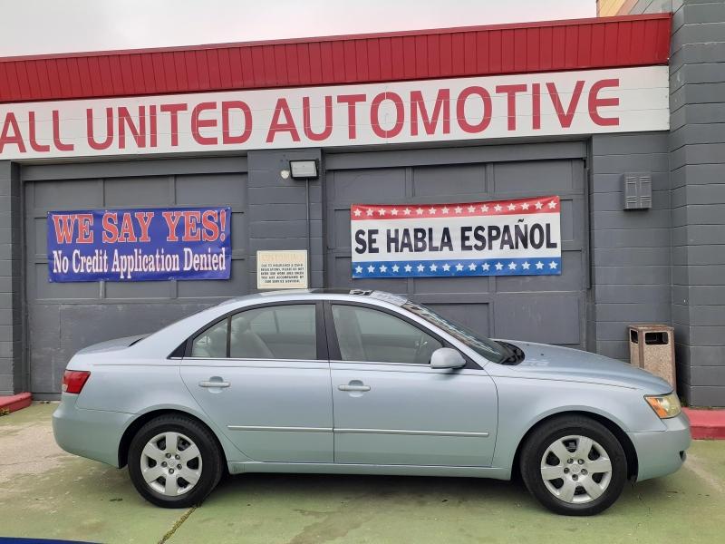 Hyundai Sonata 2007 price $600 Down