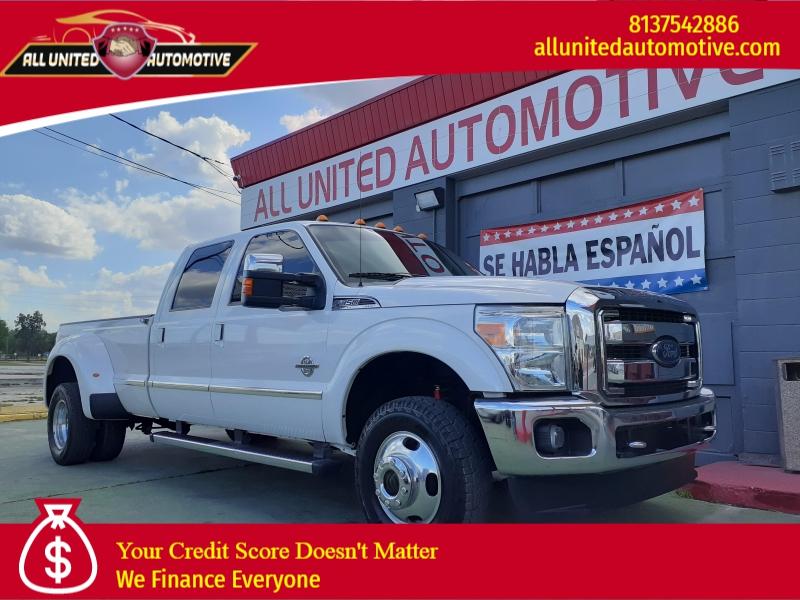 Ford Super Duty F-350 DRW 2013 price $29,900