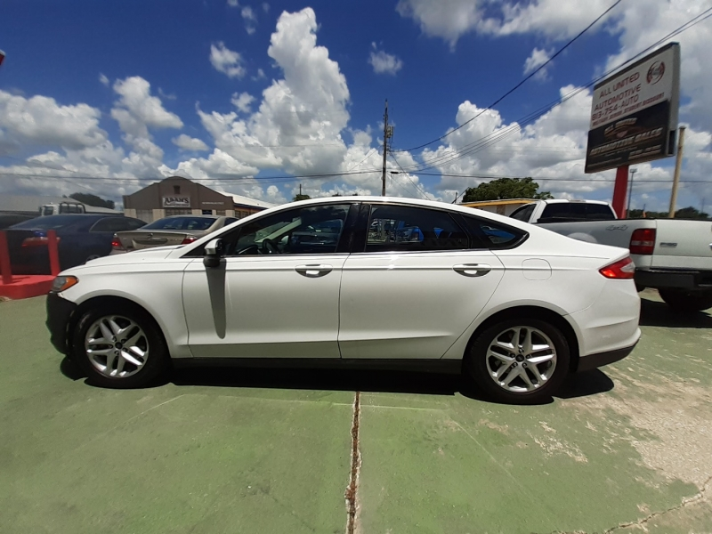 Ford Fusion 2013 price $1,400 Down