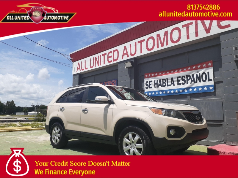 Kia Sorento 2011 price $2,000 Down