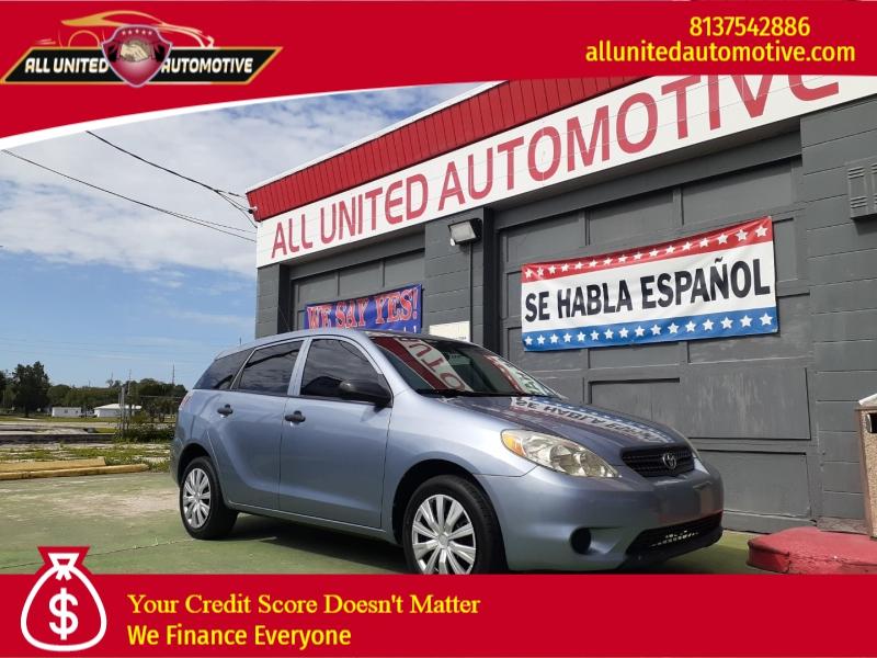 Toyota Matrix 2006 price $1,200 Down