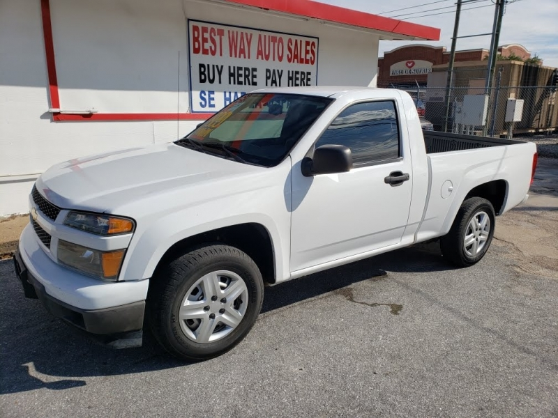 Chevrolet Colorado 2012 price Call for Price