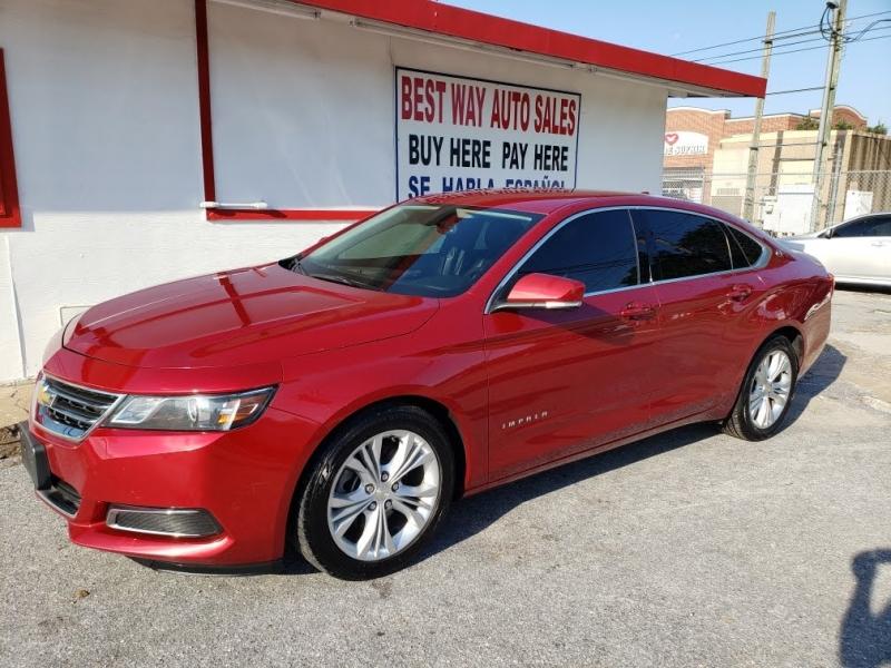 Chevrolet Impala 2014 price Call for Price