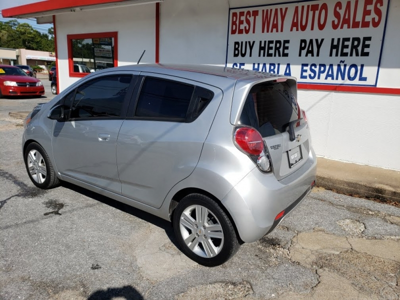 Chevrolet Spark 2015 price Call for Price