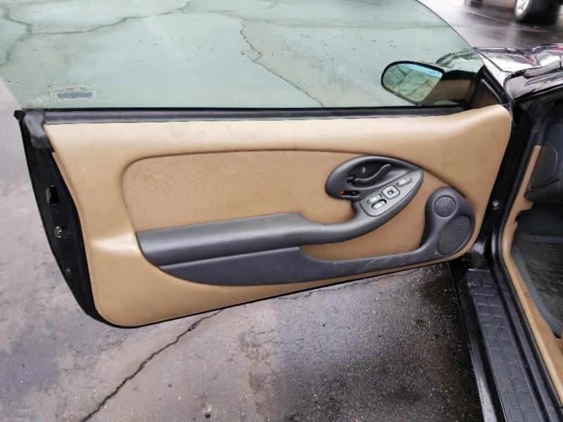 Pontiac Firebird 1995 price $4,500