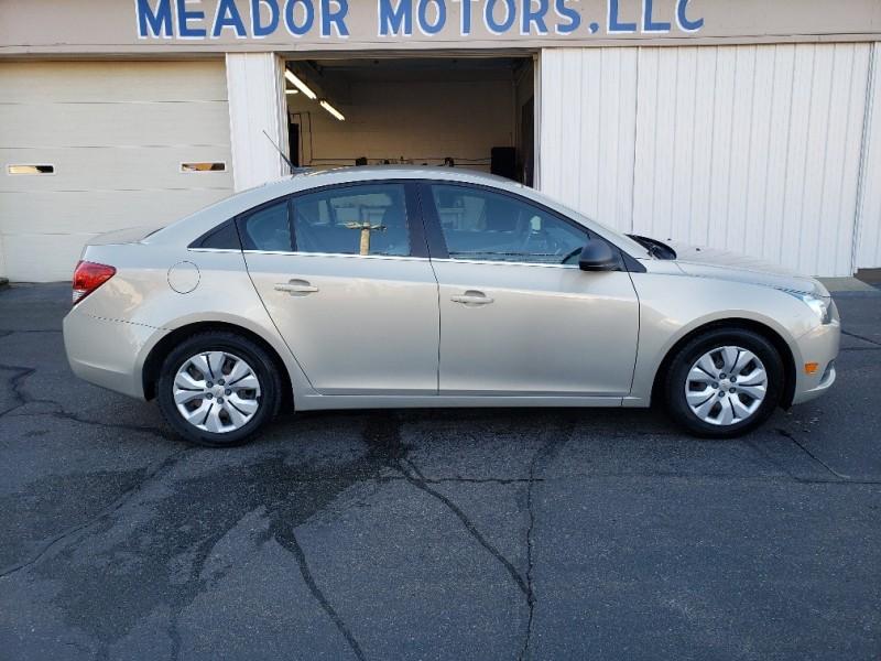 Chevrolet Cruze 2012 price $5,588