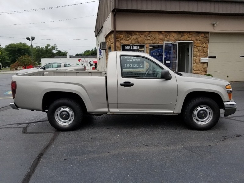 Chevrolet Colorado 2006 price $2,788