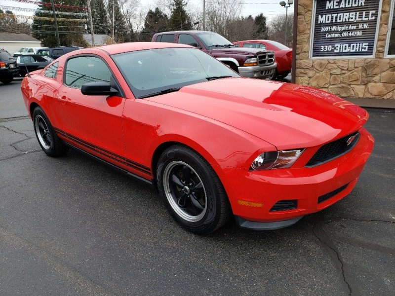 Ford Mustang 2012 price $10,688