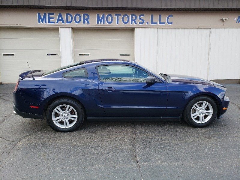 Ford Mustang 2012 price $9,744