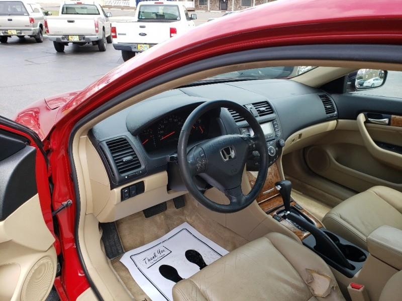 Honda Accord Cpe 2004 price $4,788
