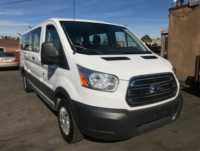 "2017 Ford Transit Wagon T-350 148"" Low Roof XL Swing-Out RH Dr"