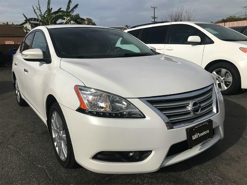 Nissan Sentra 2015 price $10,977