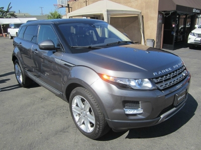 2015 Land Rover Range Rover Evoque 5dr HB Pure Plus