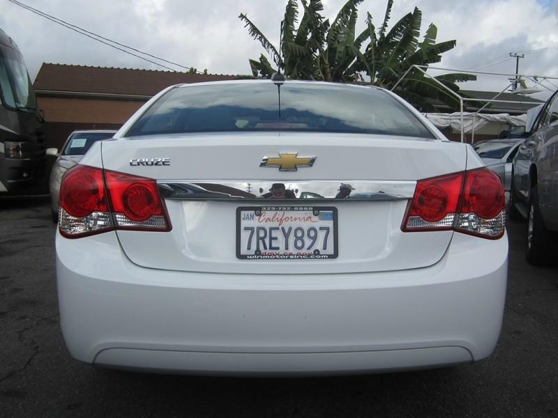 Chevrolet Cruze 2016 price $9,977