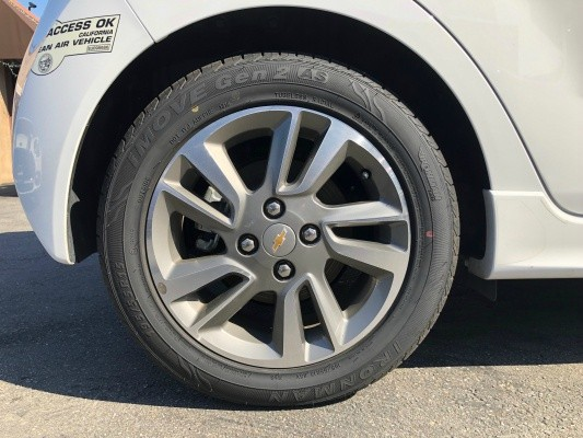 Chevrolet Spark EV 2016 price $8,977