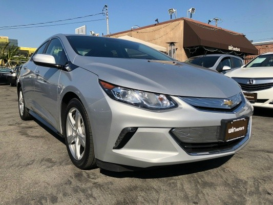 Chevrolet Volt 2016 price $16,977
