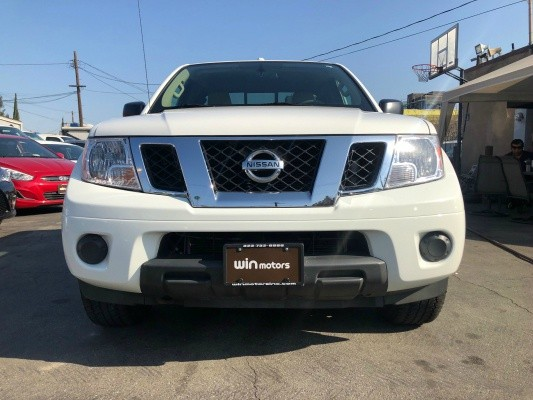 Nissan Frontier 2016 price $16,777