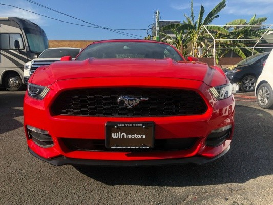 Ford Mustang 2016 price $15,977