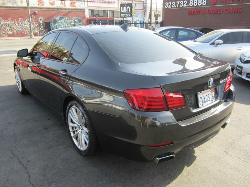 BMW 5-Series 2012 price $15,977