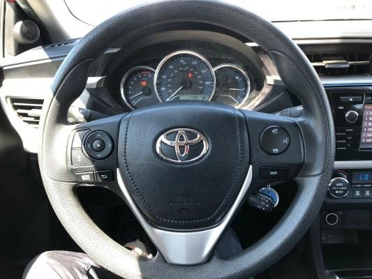 Toyota Corolla 2016 price $10,977