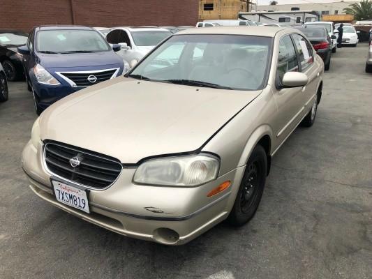 Nissan Maxima 2000 price $1,777
