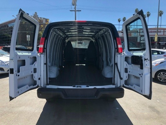 Chevrolet Express Cargo Van 2018 price $20,977