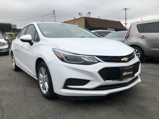 Chevrolet Cruze 2017 price $11,977